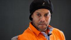 Роналдиньо на 40 г. и зад решетките: Най-доброто от незабравимия гений (видео)