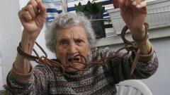 Тази 94-годишна дама стана хит в eBay