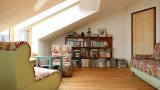 Покривните прозорци VELUX са важен елемент от реализирането на концепцията за енергийно ефективна къща