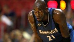 Кевин Гарнет остави незабравими моменти за феновете в НБА и след повече от две десетилетия на най-високо ниво се сбогува с играта