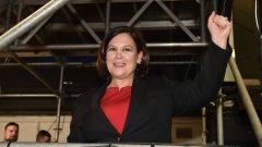 Партийният лидер Мери-Лу Макдоналд обяви, че планира да състави правителство с малки леви формации