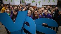 През 2014 г. Шотландия предпочете да остане в рамките на Обединеното кралство. Две години по-късно шотландците гласуваха масово срещу Brexit.