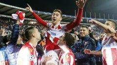 24-годишният нападател Милан Павков стана герой за Звезда с двата си гола във вратата на Ливърпул. Какво научихме от сензацията на вечерта и от останалите големи мачове във вторник?