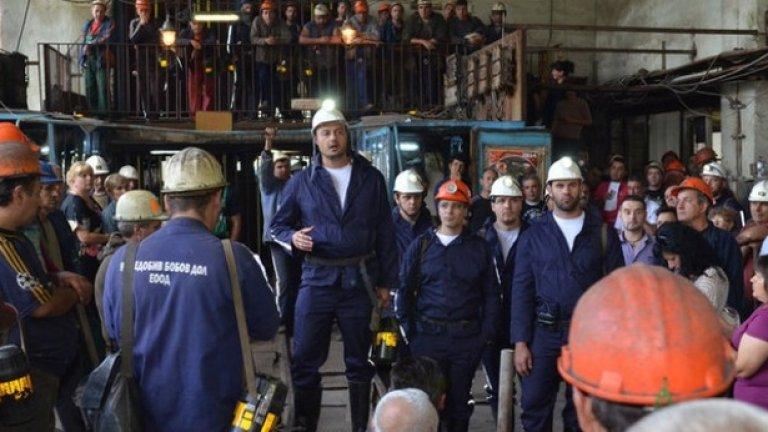 Само преди няколко месеца по време на предизборната кампания Бареков агитираше активно в предприятията, контролирани от Христо Ковачки.