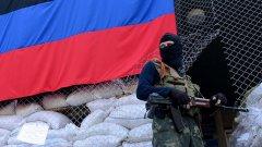 Четирима служители на външното министерство на Украйна са загинали в Славянск. Има и цивилни жертви