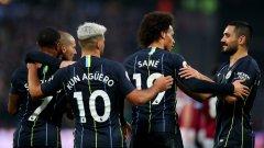 Манчестър Сити и Ливърпул продължават без загуба от началото на сезона