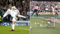 15 от най-великите голове в историята на Реал Мадрид