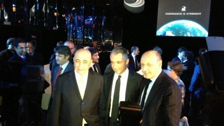 """Мафия на име Gea World  През 2005 г. се оказва, че Ювентус, чрез генералния си мениджър Лучано Моджи, дълго време е контролирал най-малко осем клуба от италианската Серия А и чрез това влияние е осигурил две или три шампионски титли. Според свидетелствата на бившия президент на Анкона Ермано Пиерони, Моджи осъществява престъпната схема чрез мениджърската агенция Gea World. Дружеството е създадено няколко години по-рано с капитал от един милион евро и се оглавява от Алесандро Моджи, син на директора на Ювентус. Участват още Андреа Краньоти, син на шефа на Лацио Серджо Краньоти, и Франческа Танци, дъщеря на боса на Парма Калисто Танци. Дялове имат и няколко наследници на политически фамилии от времето на бившия премиер Бетино Кракси. Агенцията държи правата на около 200 елитни футболисти и треньори, повечето от Серия А. И чрез тях диктува хода на първенството и разпределението на трофеите. Нормално ли е например защитникът на Милан Алесандро Неста да разговаря всеки ден със сина на директора на Ювентус?  Пиерони разкрива, че Gea World е безкомпромисна като истинска мафиотска организация при разчистването на сметки. Думите му бяха подкрепени от Луиджи Симони, чието уволнение от Сиена било издействано именно от Gea World. """"Тази групировка практически държи в ръцете си голяма част от италиански футбол. Много треньори като мен не са съгласни с тази система, но са принудени да се примирят"""", каза Симони. Потвърждава го и тогавашният спортен директор на Рома Франко Балдини. Той добавя, че по свирката на Моджи отдавна играе и шефът на италианските съдии Пиерлуиджи Пайрето. Още като футболен рефер той има някои твърде скандални отсъждания, случайно или не, все в полза на Ювентус."""