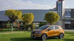 Новият мини SUV на Opel предлага голямо количество екстри в компактен размер  Вижте галерията
