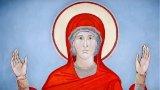 Майката на Богородица се смята и за закрилница на девиците, вдовиците и бременните жени