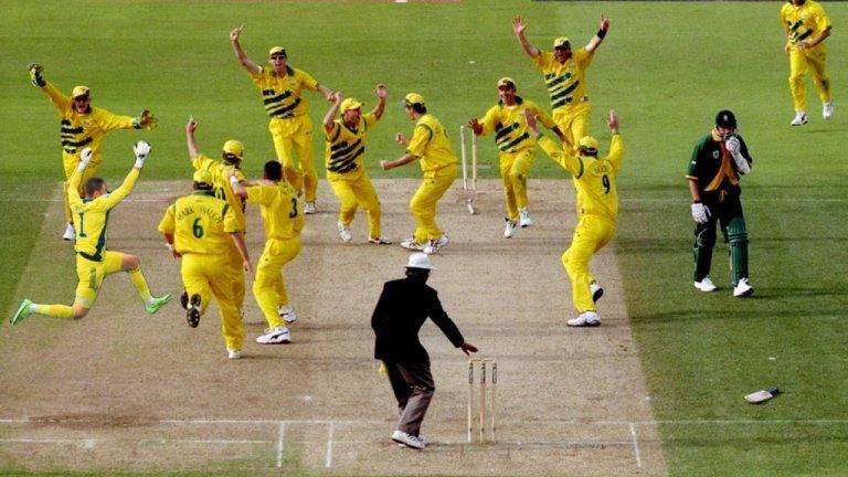 Ако Маршал бе част от отбор по крикет