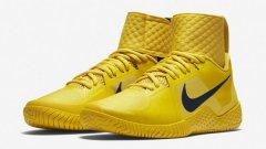 """NikeCourt Flare се предлагат в жълто и най-сигурният начин да ги имате, е да посетите столичния """"Ринг Мол"""". Цената е 316 лв., а моделът е предназначен само за жени."""