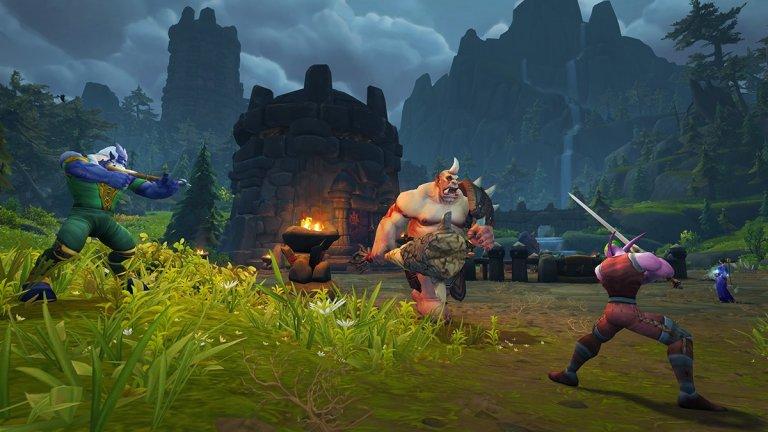 …заради World of Warcraft  Още едно заглавие, което е известно като силно пристрастяващо за геймърите, но малцина са в състояние да нападат точно заради WoW. Джордан Осбърн от Канада се убеждава, че все пак има хора, готови да убиват в името на любимата си игра. Той дочува разгорещен спор при съседите и решава да се намеси, защото долитат обезпокоителни викове и заплахи. На място Осбърн заварва единия си съсед и негов приятел, които са се скарали заради World of Warcraft.   При опит да разтърве момчетата, той прави грешката да спомене, че това е просто игра. Съседът му се вбесява още повече, казва, че това не е просто игра, а е неговият живот, започва да души Осбърн, а после го наръгва с нож, който се намира наблизо. Осбърн успява да се измъкне жив, макар и с огромни белези по торса. Извършителят е осъден за нападение, извършено с извънредна жестокост.