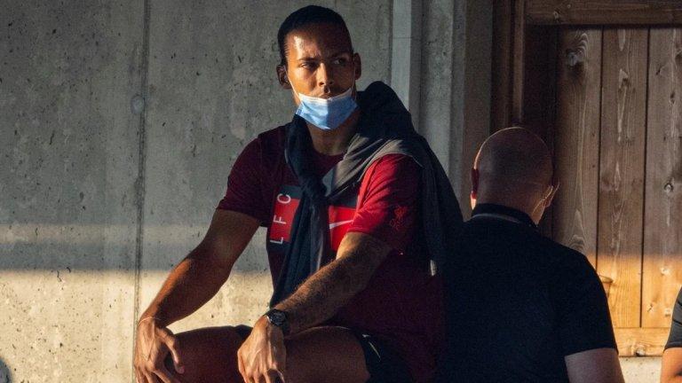 Юрген Клоп обясни защо Ван Дайк и Гомес няма да играят