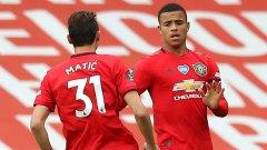 Юнайтед не успя срещу Уест Хем и ще решава всичко в последния кръг