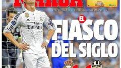 Испанската преса направи на пух и прах Роналдо, Анчелоти и компания...