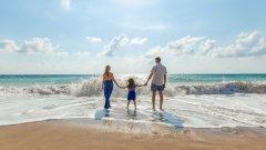 Покачва се и температурата на морската вода, която достигна 28 градуса по Южното Черноморие
