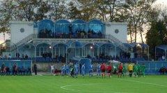 Стадионът на Калиакра е един от малкото у нас, от който могат да бъдат показвани късни срещи