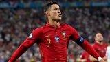 """Обяснено: Защо """"SIUUU"""" - историята зад радостта на Кристиано Роналдо след гол"""