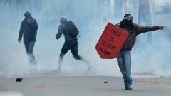 Демонстрациите обхванаха цялата страна