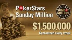 За пръв път наш сънародник спечели най-престижния турнир в онлайн покера - Sunday Million на PokerStars