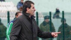 Димитър Димитров отказа на Левски по-рано този месец с мотива, че чака оферта от национален отбор, но в крайна сметка се оказа в Черноморец