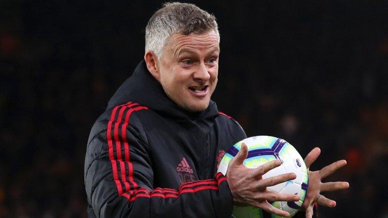 Оле знае, че купите няма да му помогнат да се задържи на поста, ако не класира Юнайтед в Шампионската лига