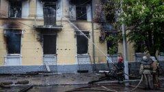 В Мариупол живеят около 500 000 души
