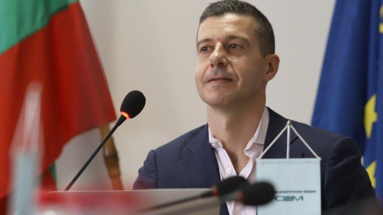 Андон Балтаков е новият генерален директор на БНР