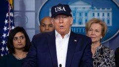 Тръмп се готви за дебат на живо още в събота