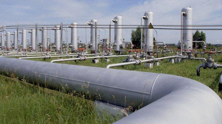 """""""Набуко"""" трябва да доставя годишно по 31 млрд. куб. м газ на Европа"""