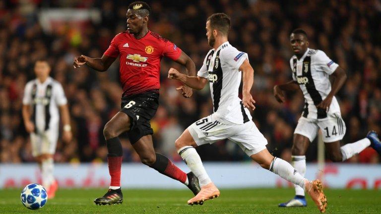 """4. Няма причина Погба да липсва на който и да е в Ювентус  Феновете на Ювентус бяха разочаровани да се разделят с Погба преди две години, когато той беше продаден на Манчестър Юнайтед за 105 млн. евро. Сега обаче едва ли някой в Торино тъгува по французина, който тъпче на едно място в Юнайтед и продължава да не показва постоянството, нужно за неговата позиция. Сега в Юве се радват на Миралем Пянич, а снощи той изнесе урок на тема """"Как да контролираш халфовата линия"""", докато Погба отново не успя да поеме тази роля в своя тим. Ден след ден милионите, които Ювентус прибра за французина, изглеждат като все по-добра сделка."""