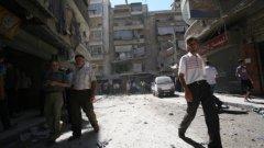 Експерти разследват на място химическата атака в Дума