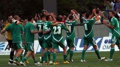 Отборът на Лудогорец стана есенен шампион след 2:2 с ЦСКА в дербито на 15-я кръг
