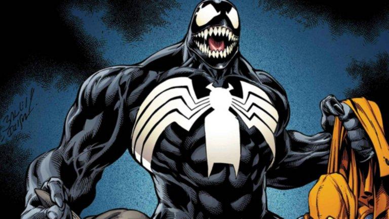 6. Venom (5 октомври)  Тук става малко сложно. Venom – ужасяващата комбинация между репортера Еди Брок (Том Харди) и извънземен симбиот, всъщност е злодей в комиксите за Спайдър-мен. Правата за филмите по тези комикси е в ръцете на Sony и те решиха да направят цял филм, посветен на Venom. Тук той вероятно ще е антигерой. Знаем само, че ни очаква една по-мрачна и кървава история, а на Харди ще партнират Риз Ахмед (Rogue One) и Мишел Уилямс. Venom е страхотен персонаж и очакванията за филма са много големи. И дано този път Sony се справят.