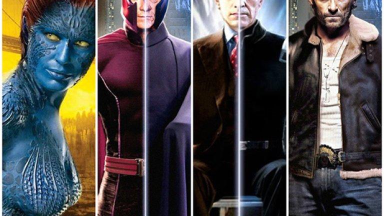 20th Century Fox започна X-Men поредицата през 2000 г. и отново запали интереса към супергероите