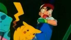 """В """"опасния"""" епизод на Pokemon героите са на гърба на покемона Поригон се опитват да избягат от преследващата ги опасност..."""
