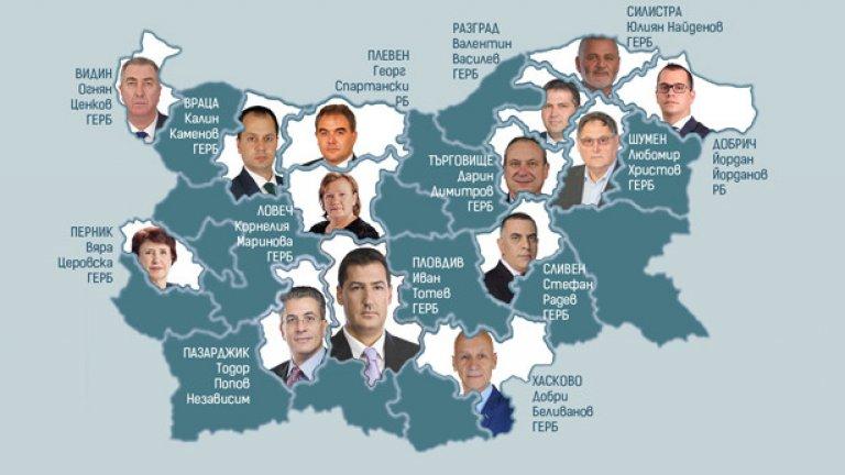 Кой спечели втория тур на кметските избори