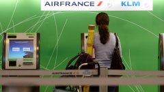 AirFrance възобнови полетите до Москва, но заобикаля Беларус