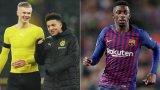 Юнайтед ще се пробва за дуо на Барселона, ако сделката за Санчо се провали