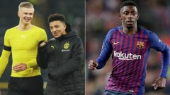 За шестимата, купени след пробаждата на Дембеле, са дадени общо 144.7 млн. евро - по-малко от общата стойност на неговия трансфер в Барселона