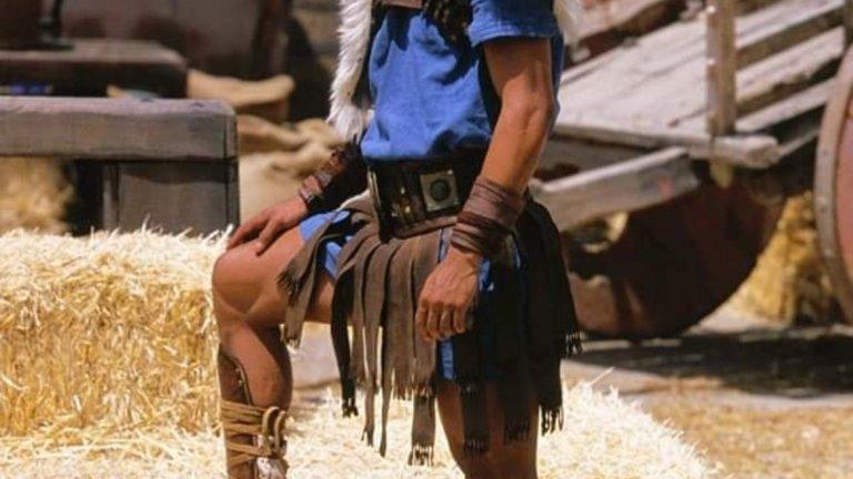 """Снимка на Роналдиньо от незабравимата реклама на """"Пепси"""" от 2003 година."""
