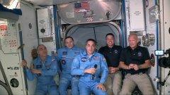 С постигнатото от SpaceX навлизаме в нова ера в космическата надпревара