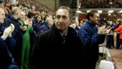 """Когато Жерар Улие се завърна тайно на """"Анфийлд"""" и вдъхнови подвига на Ливърпул срещу Рома"""