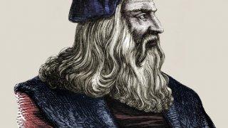 Кой вдъхновява Леонардо да Винчи към изкуството
