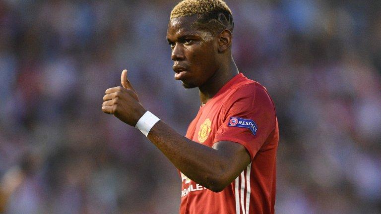 """Бъдещето на Погба в Юнайтед става все по-съмнително, докато Моуриньо е начело, но малко клубове могат да си позволят световния шампион. Ето възможните дестинации за него, ако напусне """"Олд Трафорд"""""""
