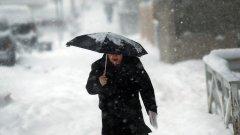 Лошото време предизвика криза в няколко европейски страни