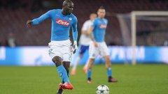 Обидите срещу Кулибали повлияха на играча, който си изкара червен картон