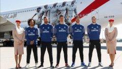 Мадридчани подобряват постижения на Юнайтед и Барса