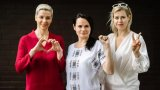 За беларуския президент жените нямат място в политиката и той не се притеснява да им го напомня със сила. Може ли обаче това да се промени сега?
